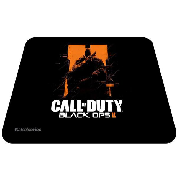 ماوس پد استیل سریز مدل Black Ops II Orange Soldier