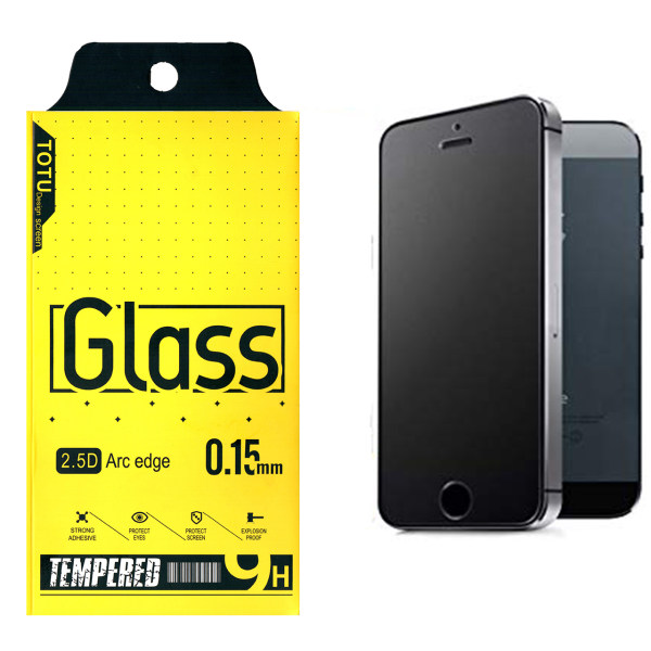 محافظ صفحه نمایش مات توتو مدل TT-4MT مناسب برای گوشی موبایل اپل آیفون 4/4S