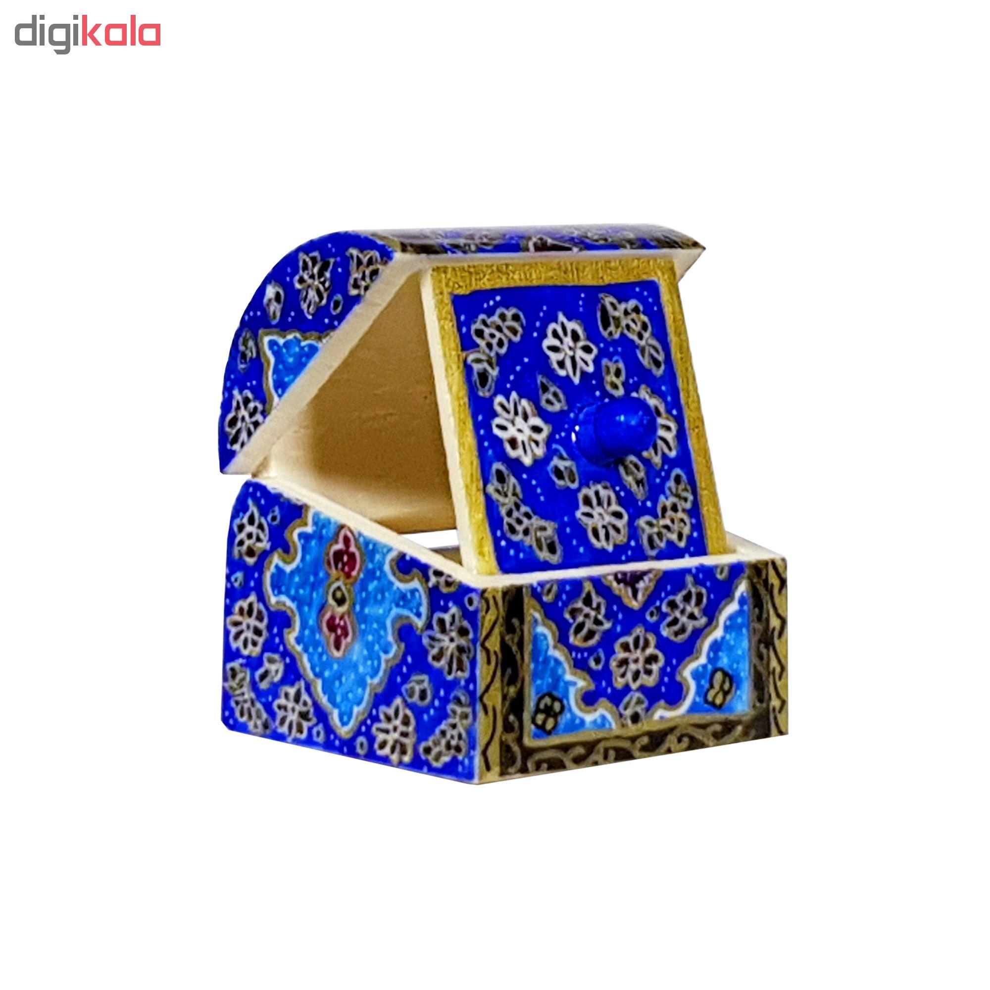 خرید                      جعبه جواهرات استخوانی  مدل SH_52