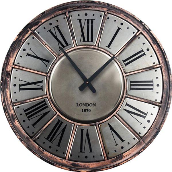 ساعت دیواری طرح آنتیک کد 125