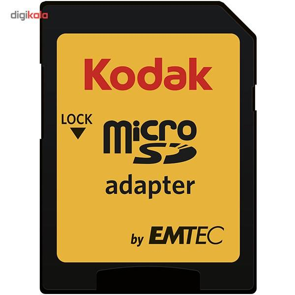 کارت حافظه microSDHC امتک کداک کلاس 10 استاندارد UHS-I U1 سرعت 85MBps 580X همراه با آداپتور SD ظرفیت 32 گیگابایت main 1 3