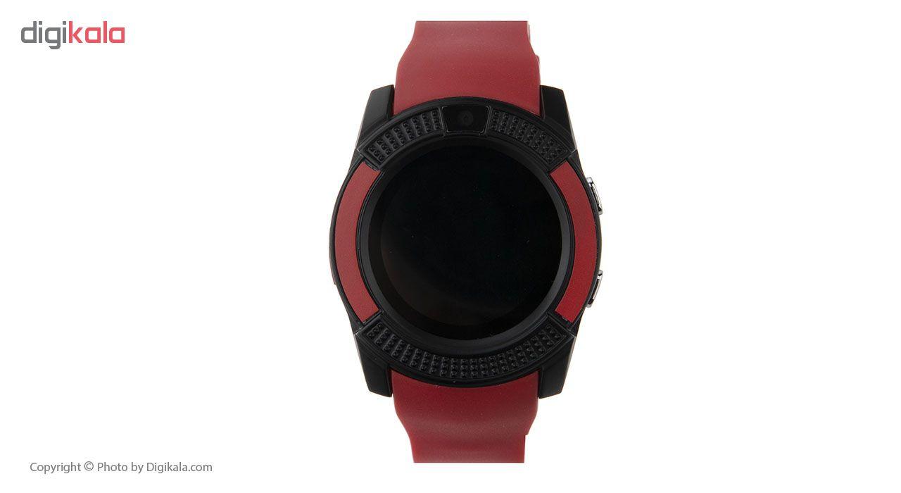 ساعت هوشمند تی سریز مدل V8 الف 001