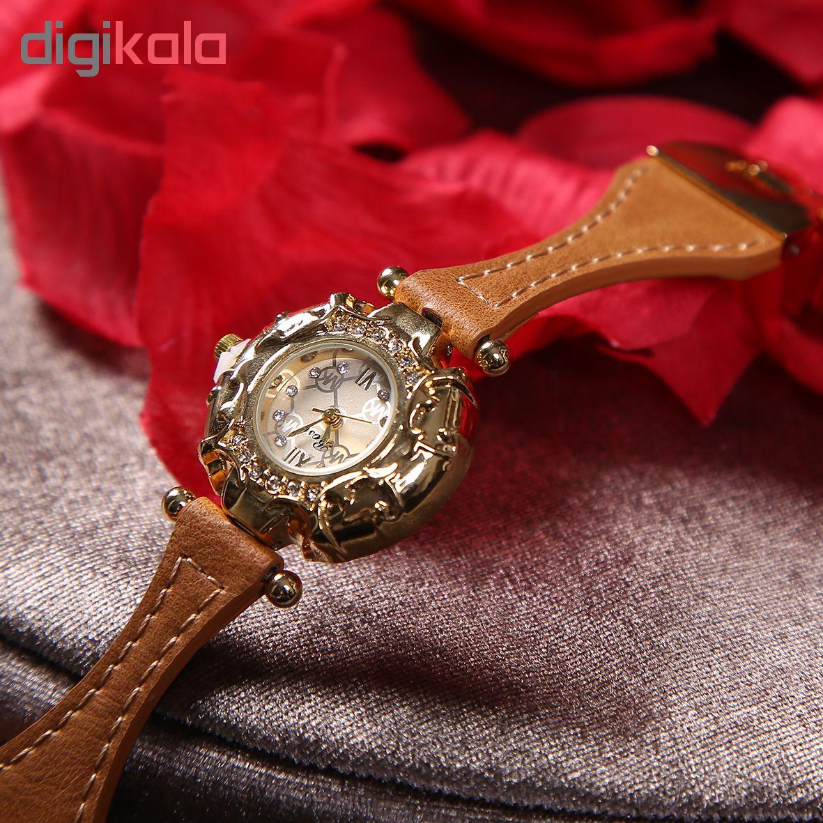 ساعت زنانه برند رست کد 339