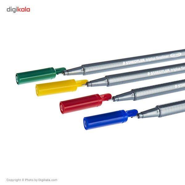 روان نویس 15 رنگ استدلر مدل Triplus Brilliant Colours main 1 15