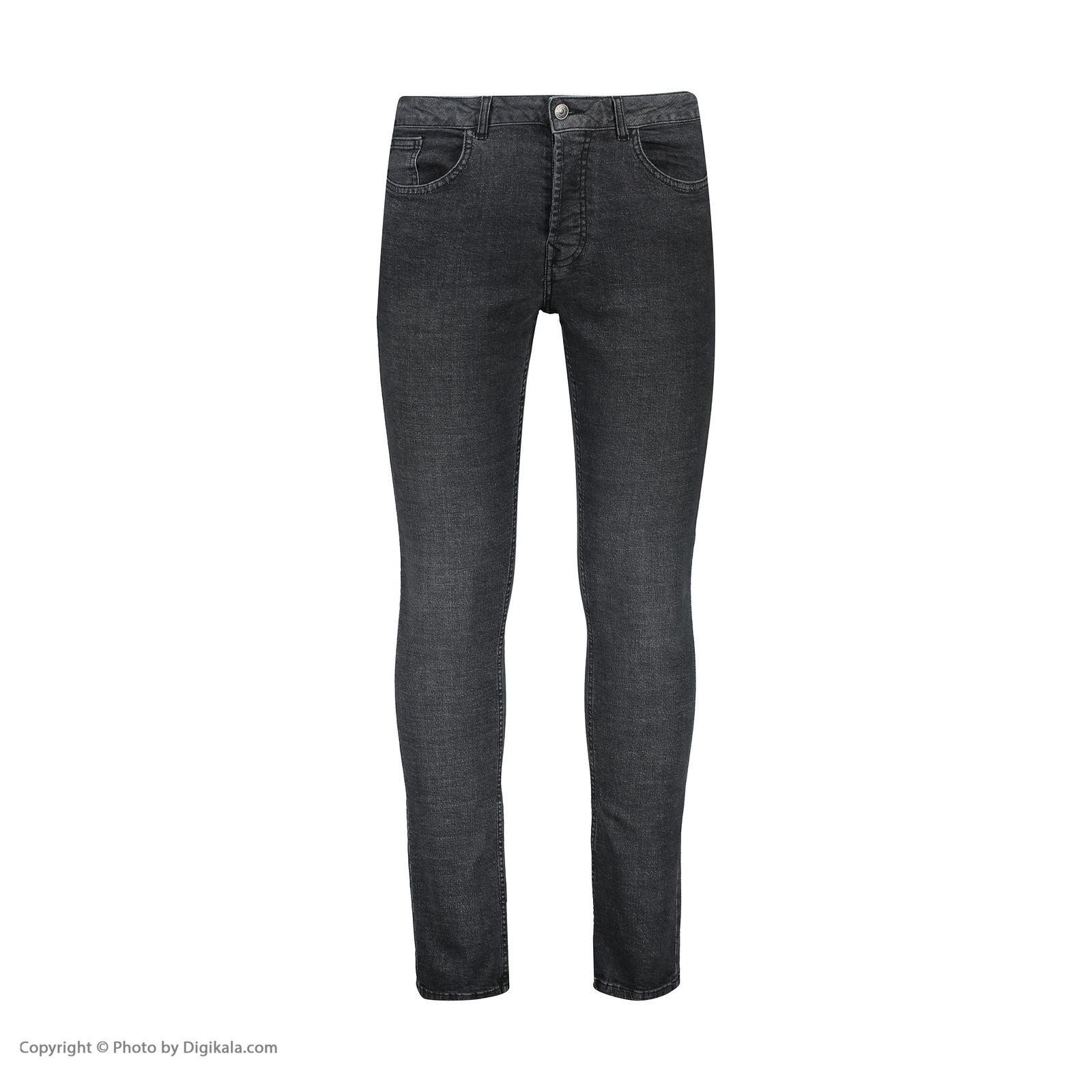 شلوار جین مردانه آر ان اس مدل 133033-93 -  - 2