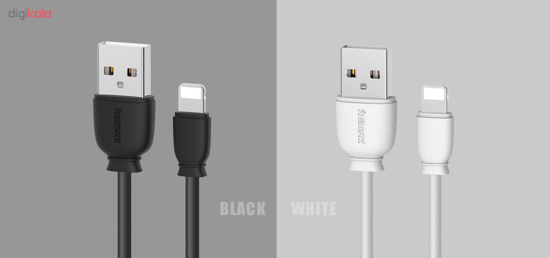 کابل تبدیل USB به لایتنینگ ریمکس مدل RC-134i طول 1 متر main 1 3
