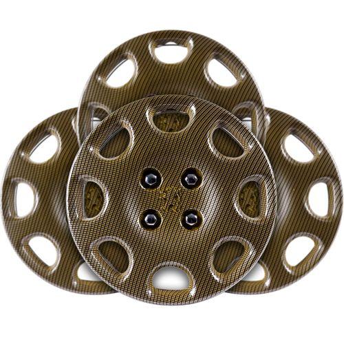قالپاق چرخ استیلا مدل Nobel سایز 14 اینچ مناسب برای پژو 206