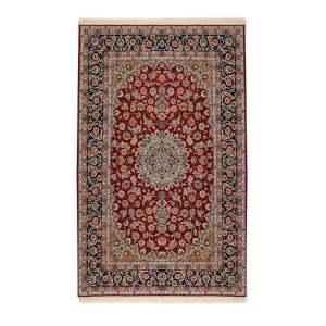 فرش دستبافت طرح اصفهان شش متری کد 1104492