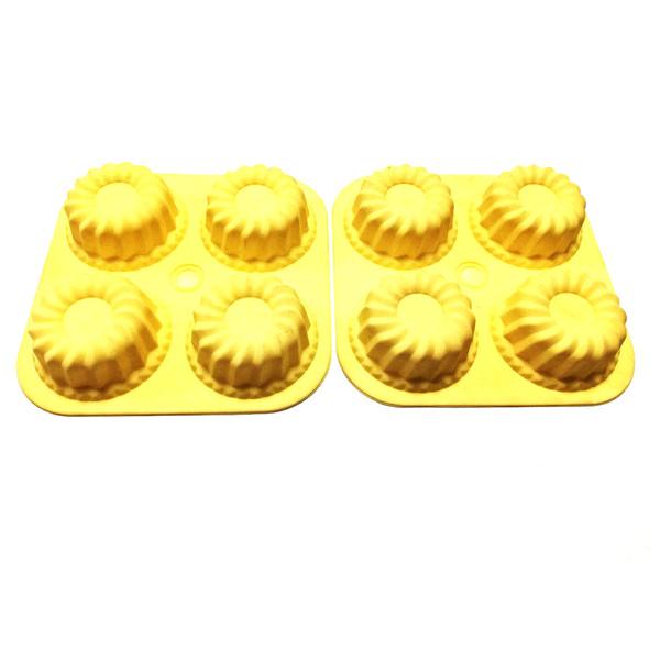 قالب مافین تانتی تونی مدل MUFFiN KALiBi296159 بسته 2 عددی