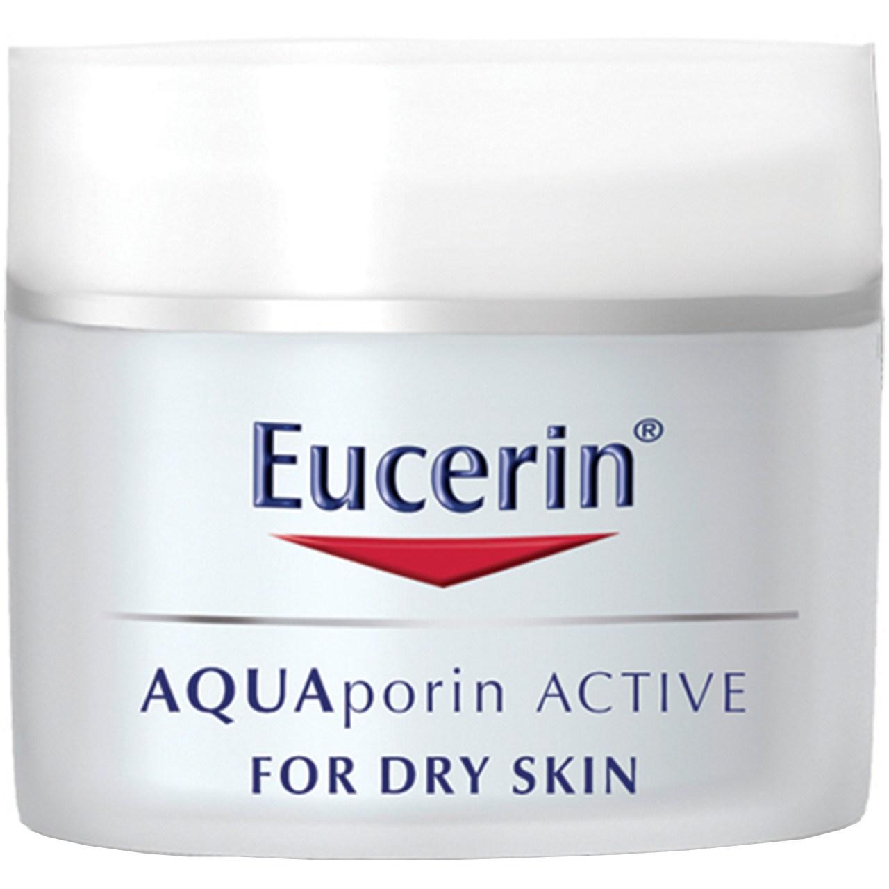 قیمت کرم مرطوب کننده و آبرسان اوسرین سری Sensitive Skin مدل Aquaporin Active حجم 50 میلی لیتر