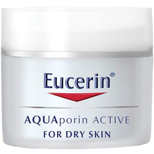 کرم مرطوب کننده و آبرسان اوسرین سری Sensitive Skin مدل Aquaporin Active حجم 50 میلی لیتر