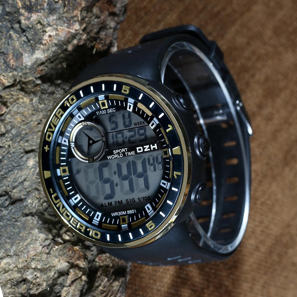 ساعت مچی دیجیتال مردانه مدل ZH 2525 - ME-TA             قیمت