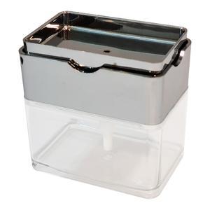 جا اسکاجی و پمپ مایع ظرفشویی بهریز مدل ارگونومیک