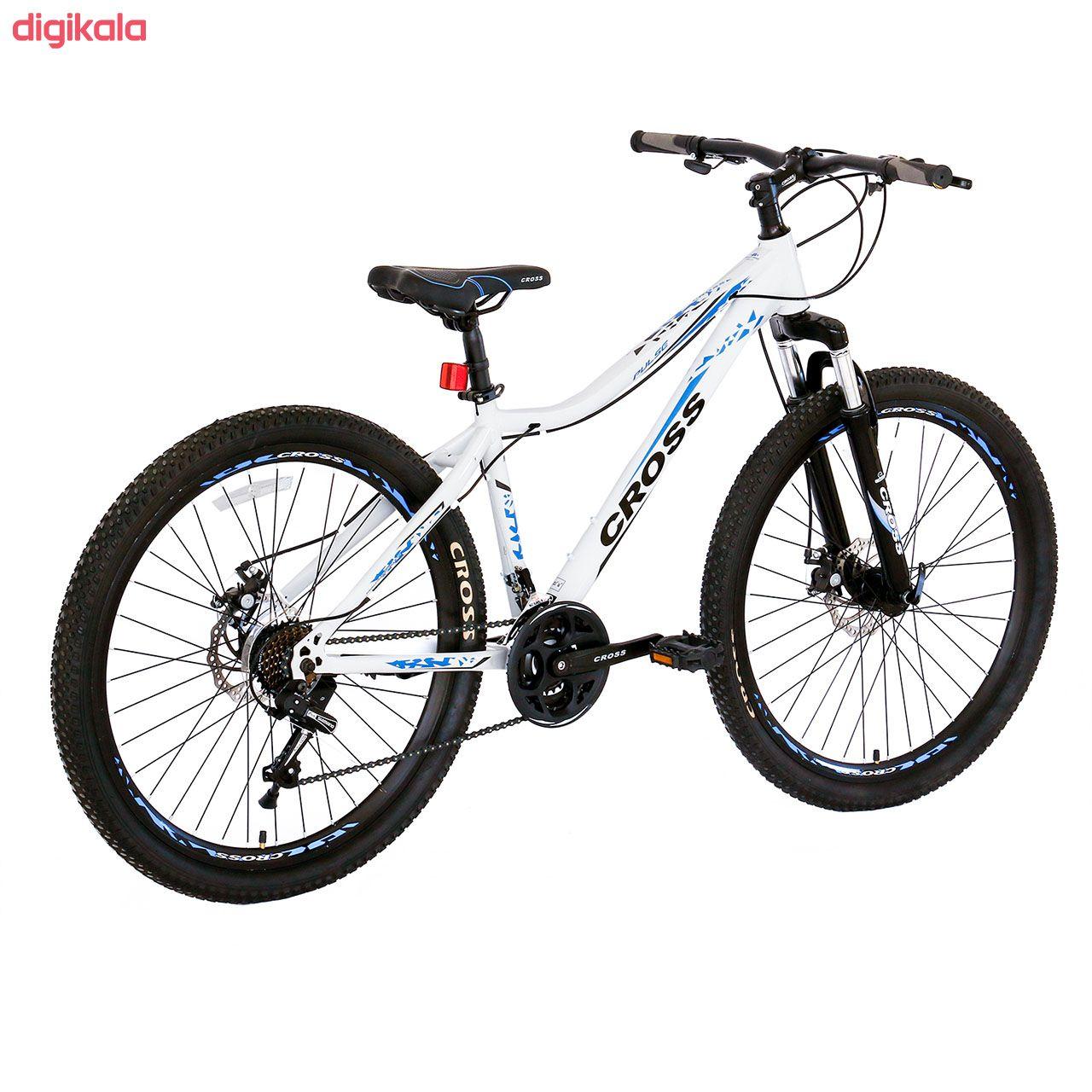 دوچرخه کوهستان کراس مدل PULSE سایز 27.5 main 1 2