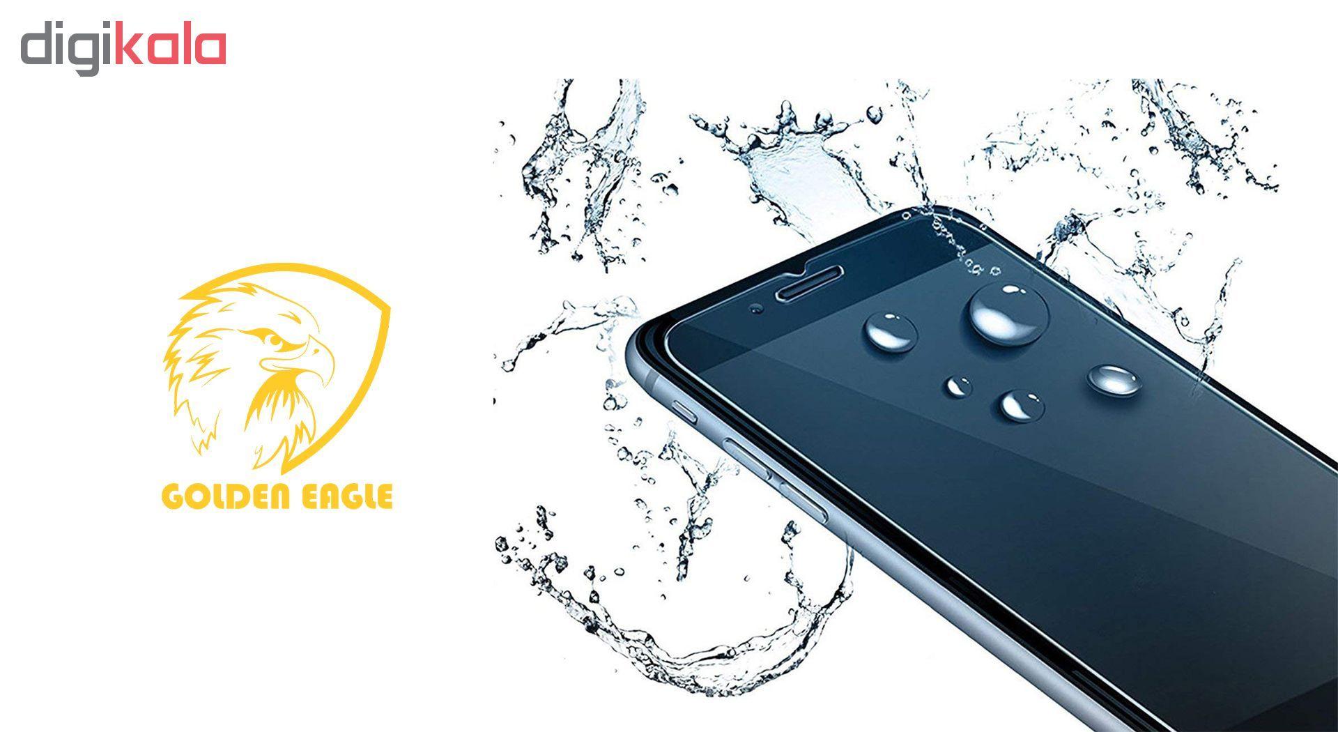 محافظ صفحه نمایش گلدن ایگل مدل Brilliant Shield مناسب برای گوشی اپل آیفون 7/8 پلاس main 1 5