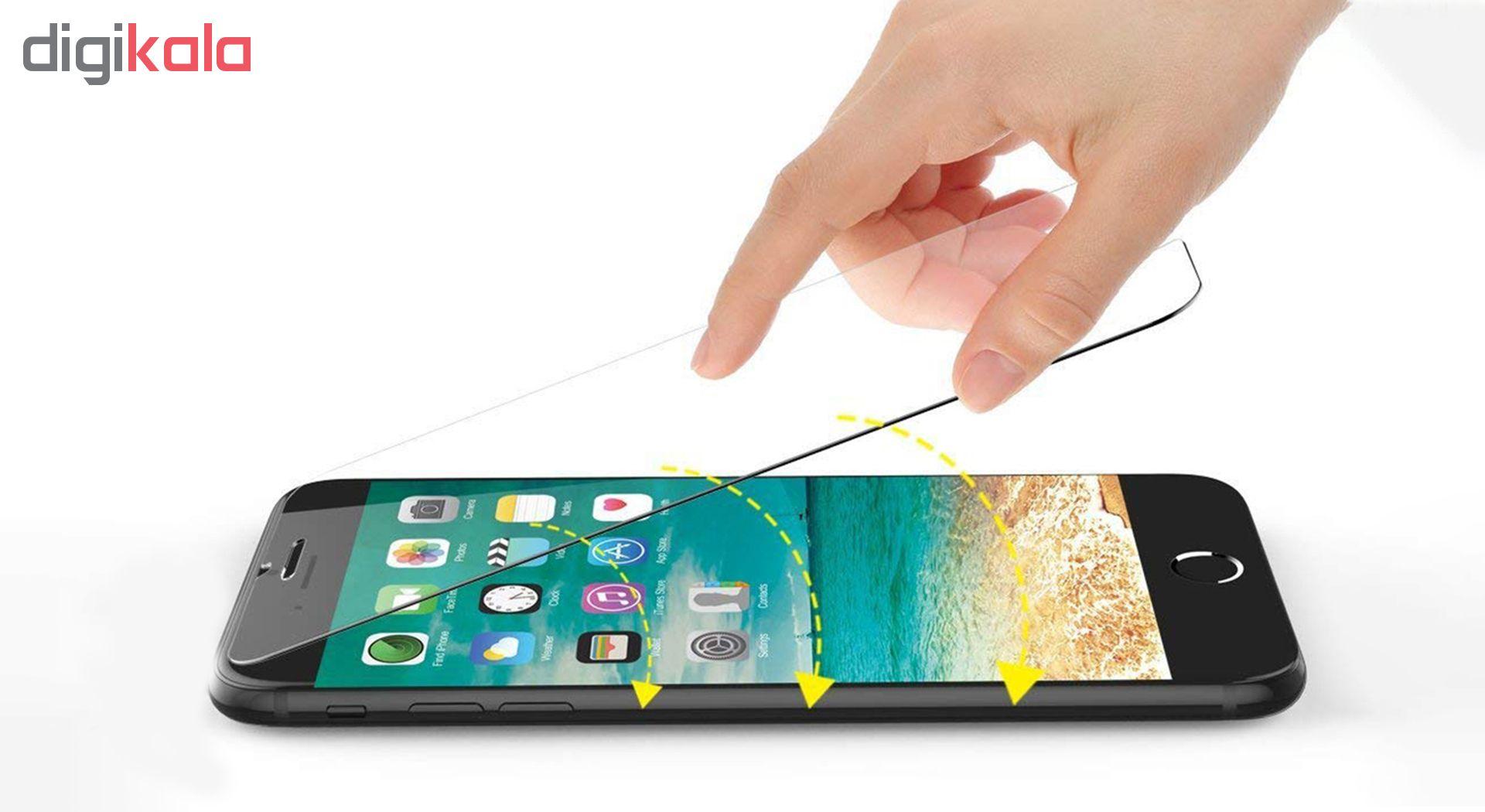 محافظ صفحه نمایش گلدن ایگل مدل Brilliant Shield مناسب برای گوشی اپل آیفون 7/8 پلاس main 1 3