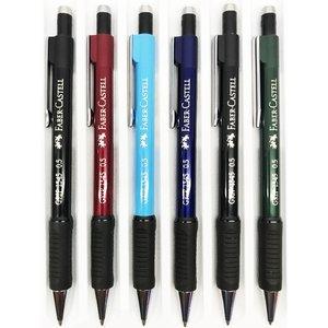 مداد نوکی فابر کاستل قطر نوشتاری 0.5 مدل گریپ 1345