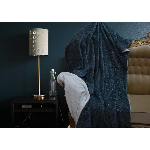 شال مبل و تخت مدل Adlin سایز 150×210 سانتیمتر