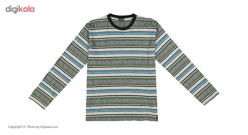 تی شرت و شلوار مردانه پونتو بلانکو کد 090-3413670