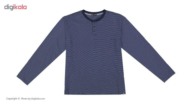 تی شرت و شلوار مردانه پونتو بلانکو کد 143-3414170