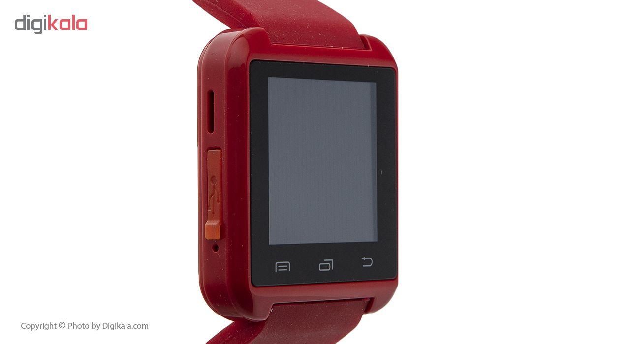 ساعت هوشمند تی سریز مدل U8 الف 001