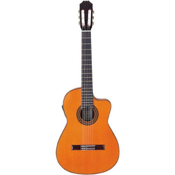 گیتار الکترو کلاسیک آریا مدل AK-80 CE