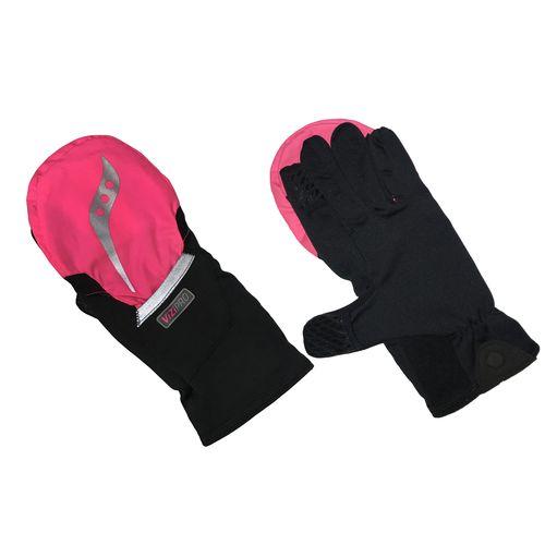 دستکش ورزشی زنانه ساکنی مدل RN-PNK