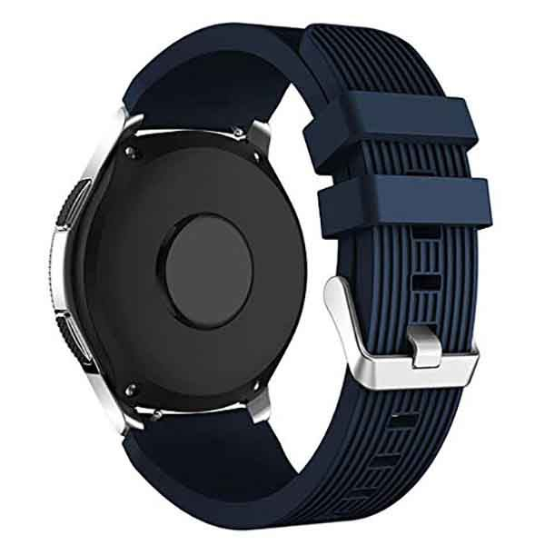 بند مدل Dj-93 مناسب برای ساعت هوشمند سامسونگ Gear S3 / Gear Sport / Galaxy Watch 22mm