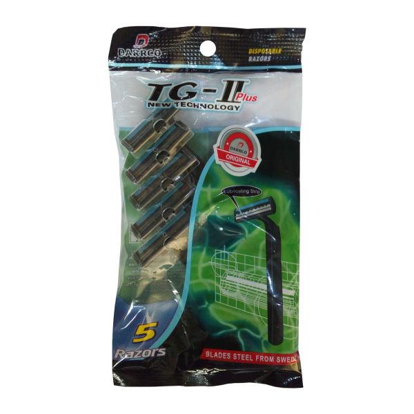 خود تراش دارکو مدل TG-II Plus بسته 5 عددی
