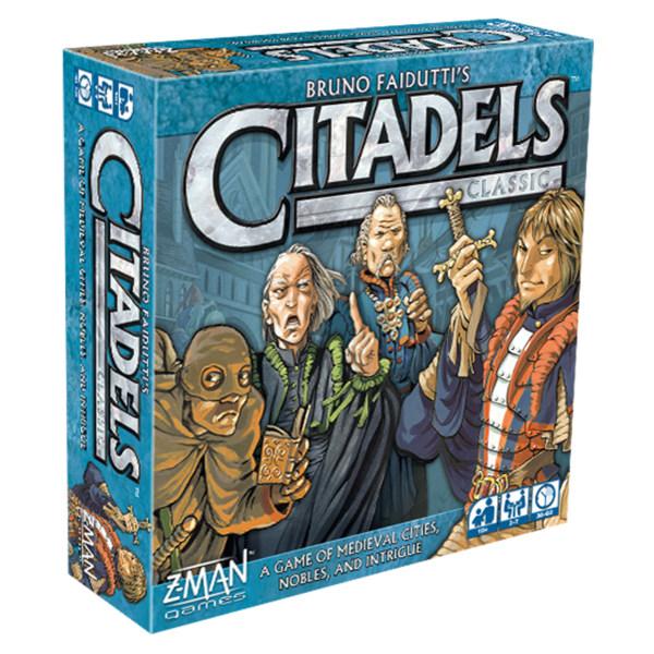 بازی فکری زدمن گیمز مدل CITADELS CLASSIC