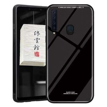 کاور مای کالرز مدل Glass Case مناسب برای گوشی موبایل سامسونگ Galaxy A9 2018