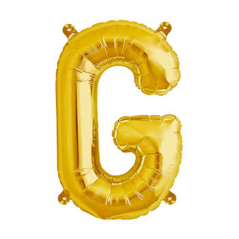 بادکنک فویلی سورتک طرح حروف انگلیسی مدل G