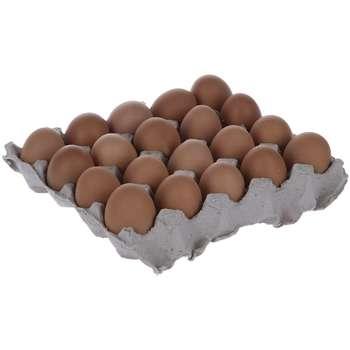 تخم مرغ درشت رسمی آباریس بسته 20 عددی