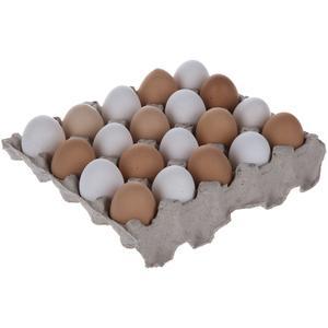 تخم مرغ آباریس بسته 20 عددی