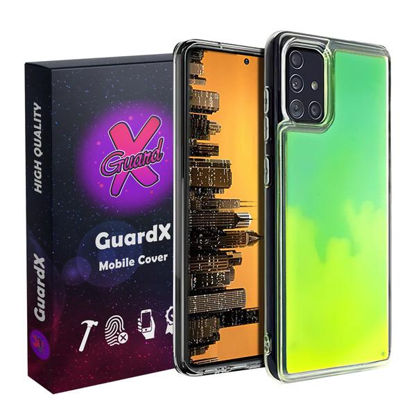 کاور گارد ایکس مدل Neon2021 مناسب برای گوشی موبایل سامسونگ Galaxy A71