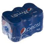نوشابه گاز دار با طعم کولا پپسی بسته 6 عددی thumb