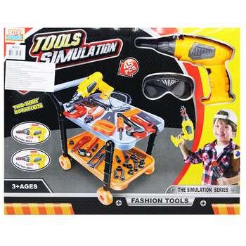 ست ابزار نجاری اسباب بازی مدل Fashion tools |