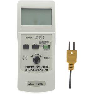 کالیبراتور ترمومتر لوترون مدل TC-920