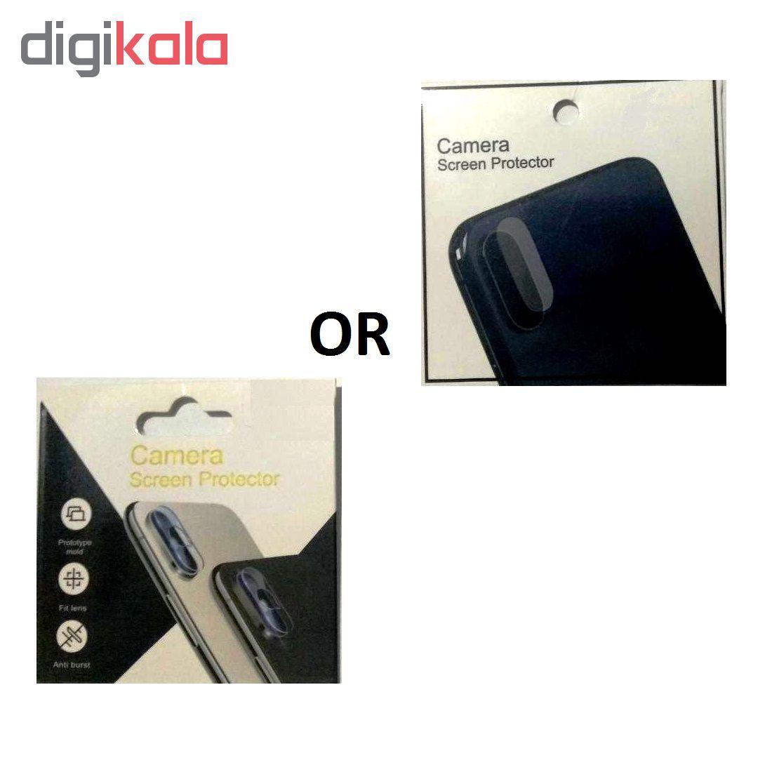 محافظ لنز شیشه ای دوربین مدل Camera Screen Protector مناسب برای گوشی موبایل آیفون 7/8 main 1 2