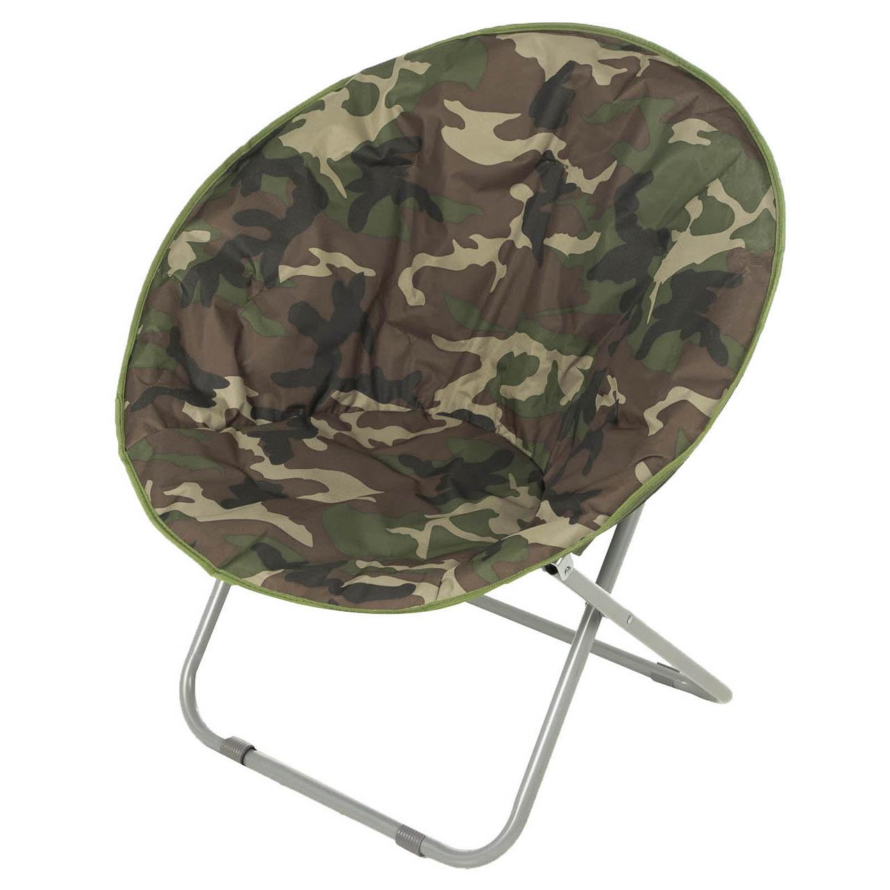 صندلی مبله گرد مدل Camo