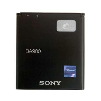 باتری موبایل مدل BA900 با ظرفیت 1700 میلی آمپر ساعت مناسب برای سونی Xperia J