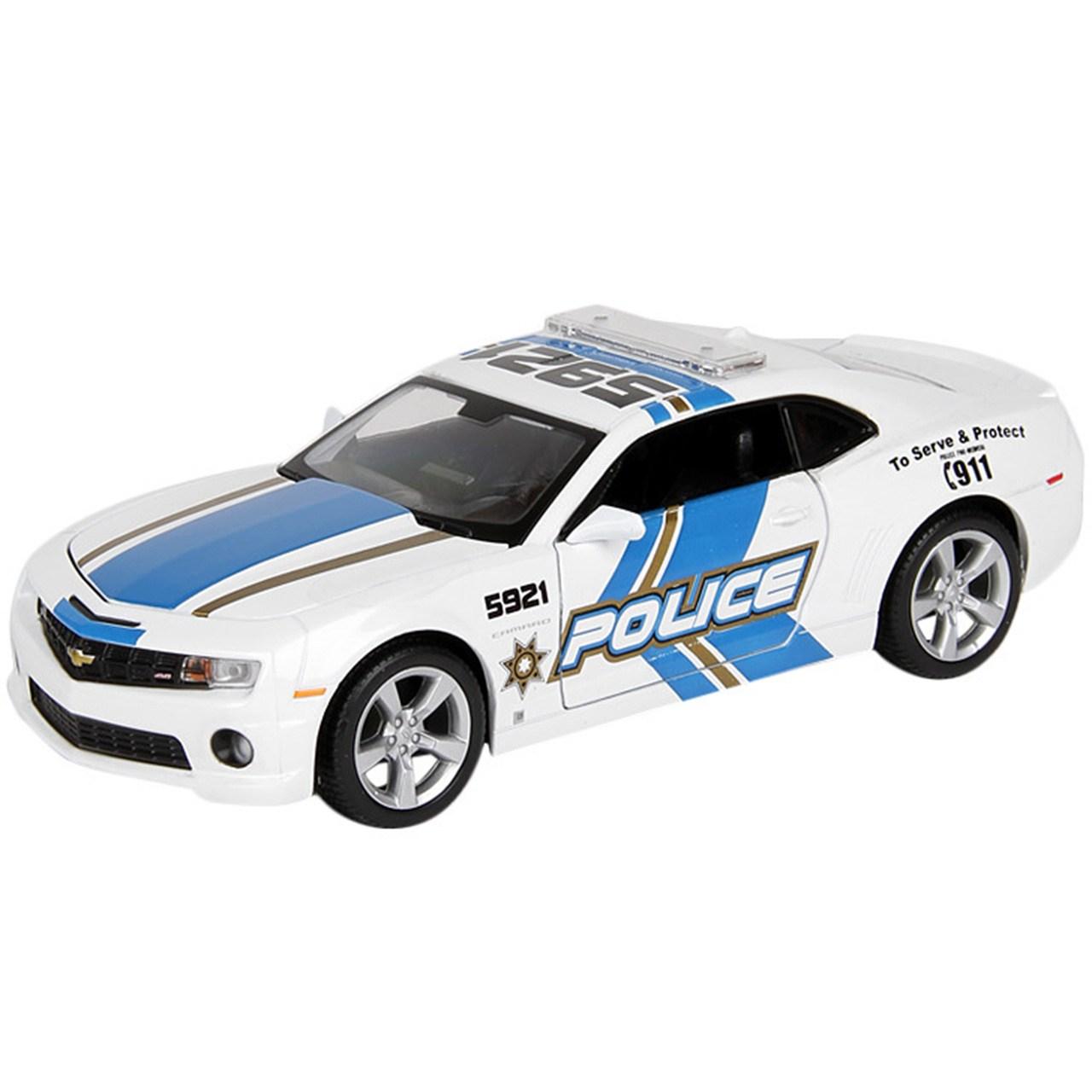 ماشین بازی مایستو مدل 2010 Chevrolet Camaro SS RS