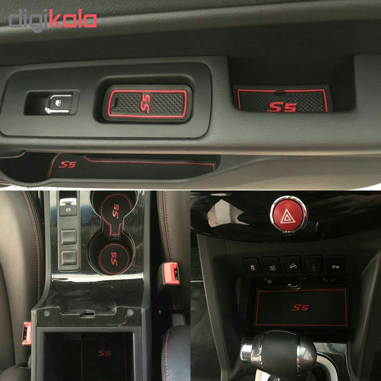 محافظ فضای خودرو مدل S5 مناسب برای جک اس 5 main 1 3