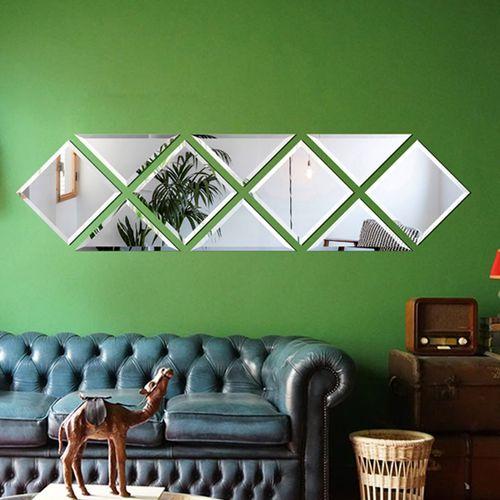 آینه دکوراتیو سایان هوم مدل CA019
