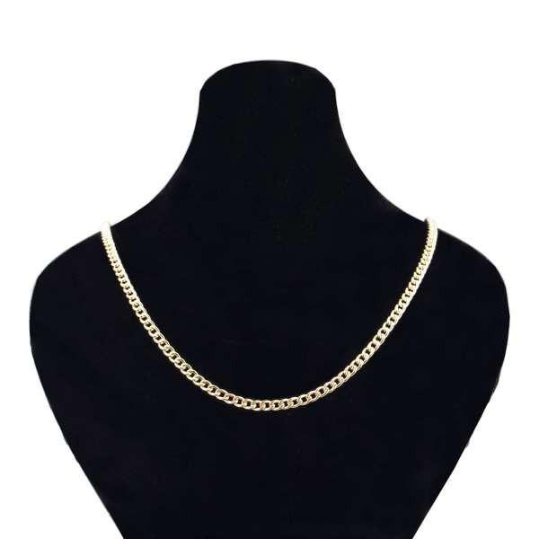 زنجیر طلا 18 عیار گالری مرجان مدل 0876