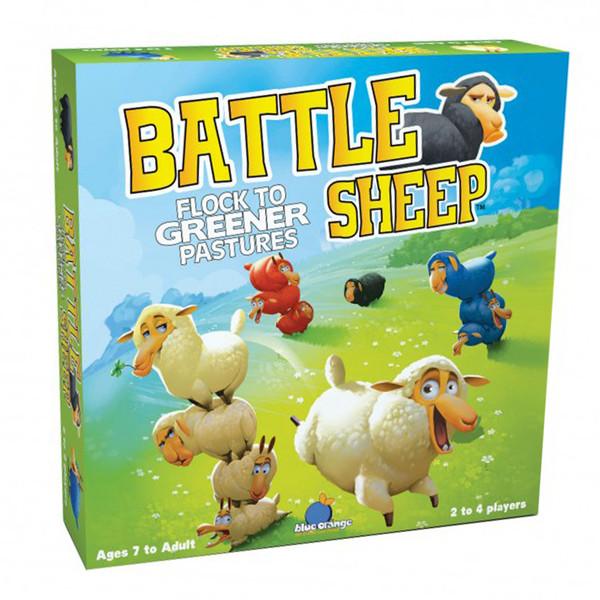 بازی فکری بلو اورنج مدل BATTLE SHEEP