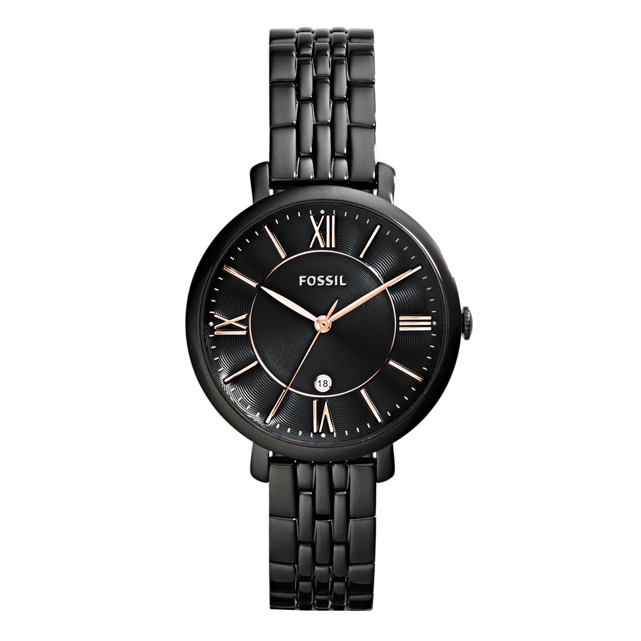 ساعت مچی عقربه ای زنانه فسیل مدل ES3614