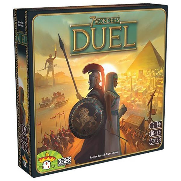 بازی فکری ریپس مدل 7 Wonders Duel