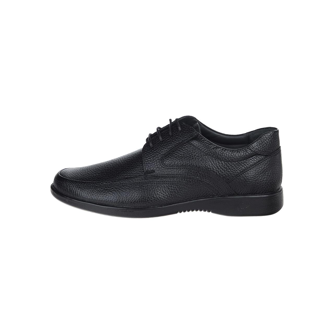 کفش مردانه شیفر مدل 7193B-BL