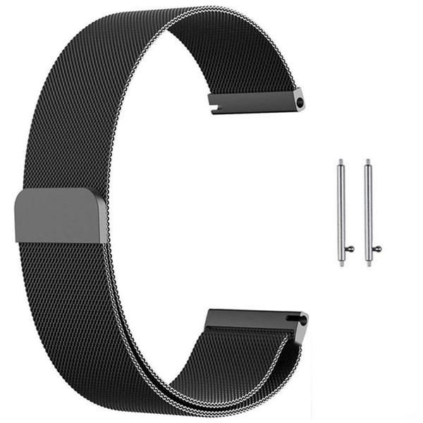 بند مدل Milanese Loop مناسب برای ساعت هوشمند سامسونگ Gear S2 Classic / Gear Sport / Galaxy Watch 42mm